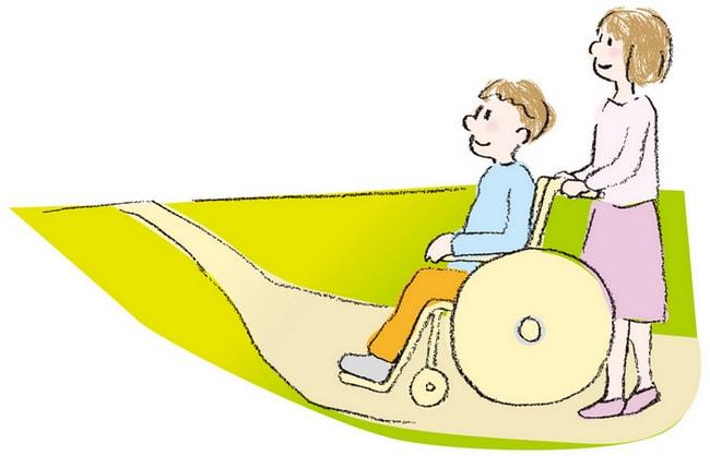 障害者とその親
