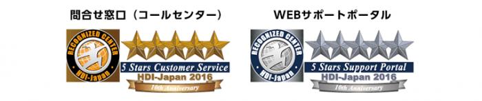 ヘルプデスク協会の五つ星認定