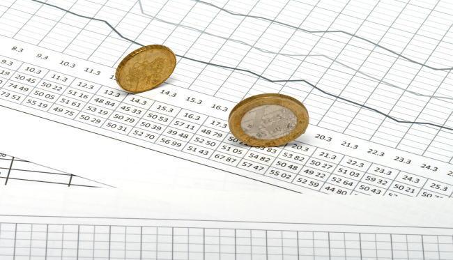 お金とチャート