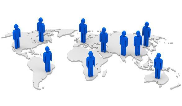 世界の人口